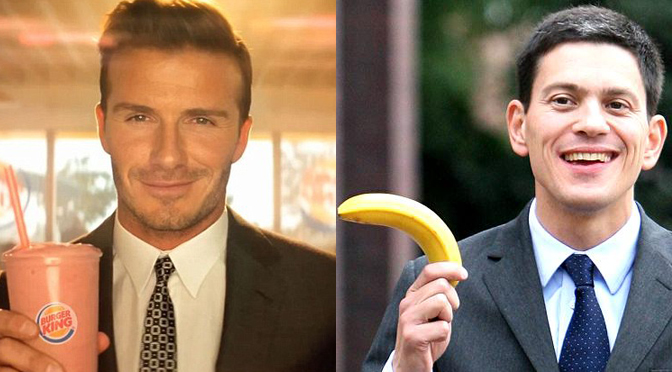 Beckham vs Miliband: In the battle of the Davids, it's no contest for me