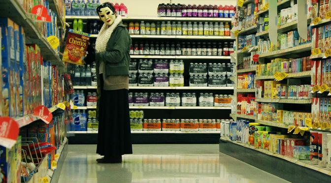 Where not to meet your next boyfriend: The supermarket