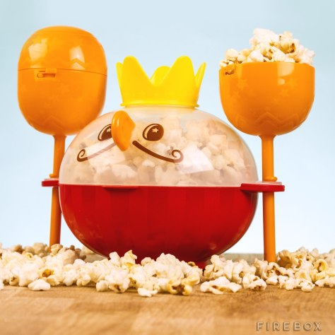 Popcorn maracas