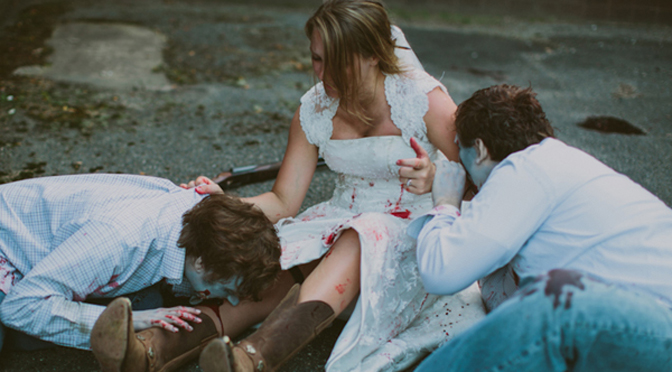 11 ways guests will ruin your wedding