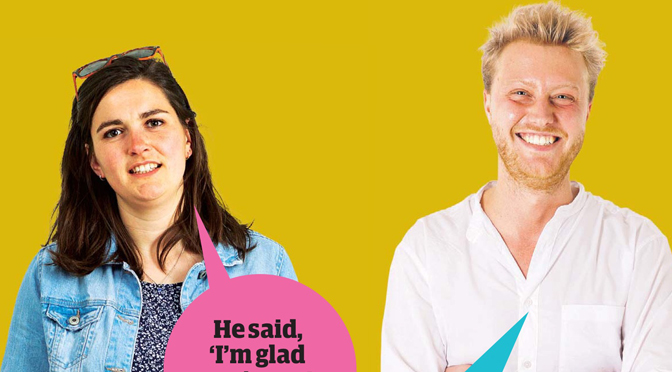 Guardian Blind Date review: Owen and Marina