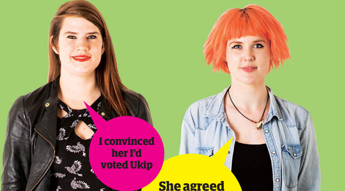 Guardian Blind Date review: Julie and Dorothy
