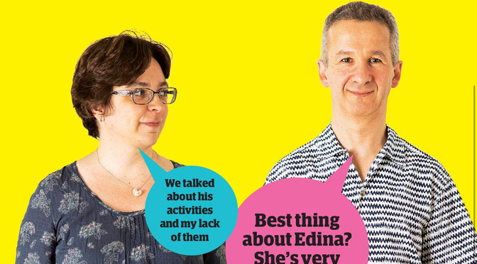 Guardian Blind Date Review 2015: A summer of love