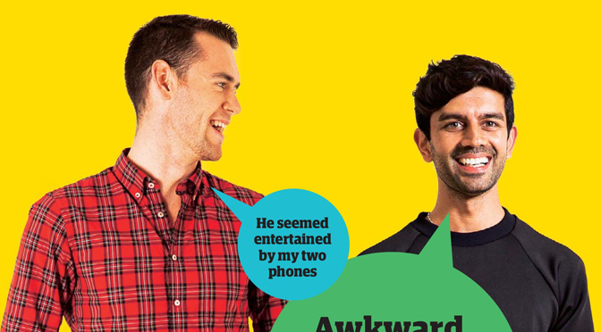 Guardian Blind Date review: Liam and Dee