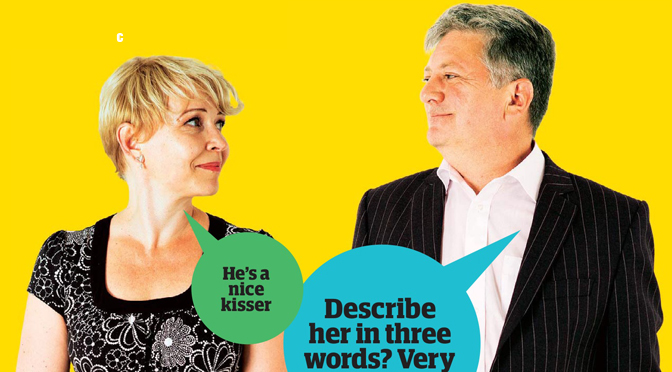 Guardian Blind Date review: Kati and Matt