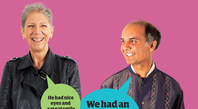 Guardian Blind Date review: Sanjive and Jane
