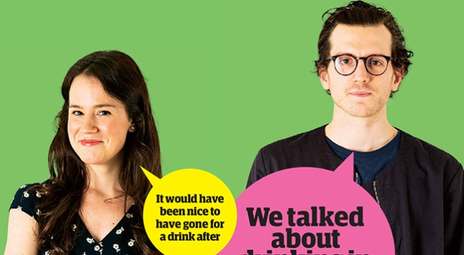 Guardian Blind Date review: Alice and Joe