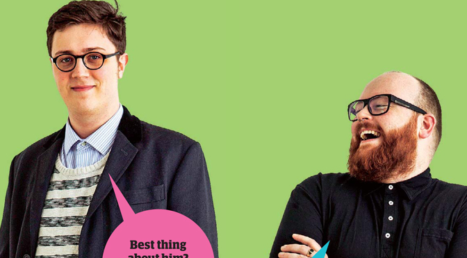 Guardian Blind Date review: Ollie and Ruairidh