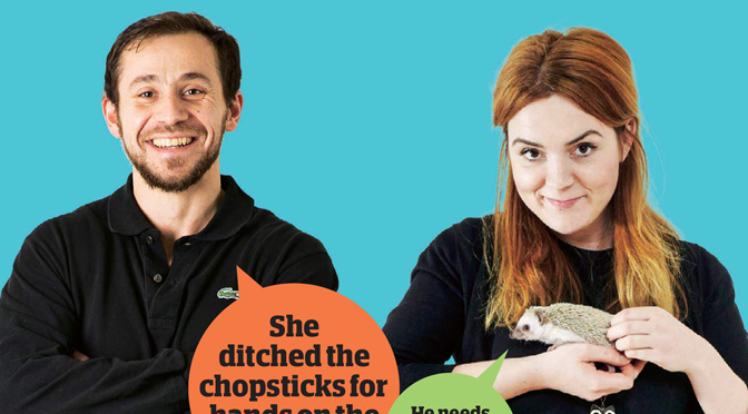 Guardian Blind Date review: Kat and Nick