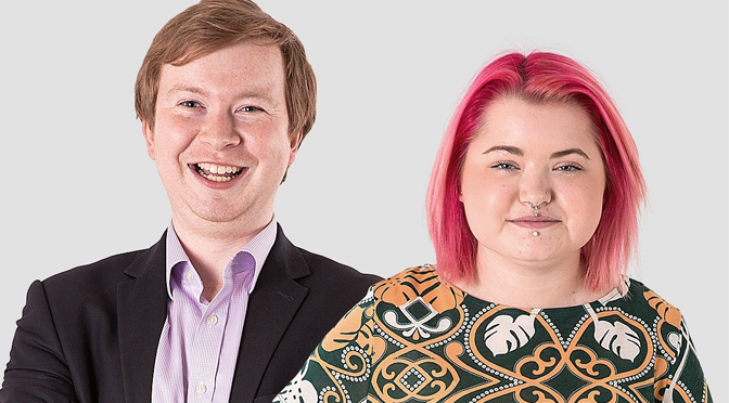 Guardian Blind Date review: Alastair and Charlotte