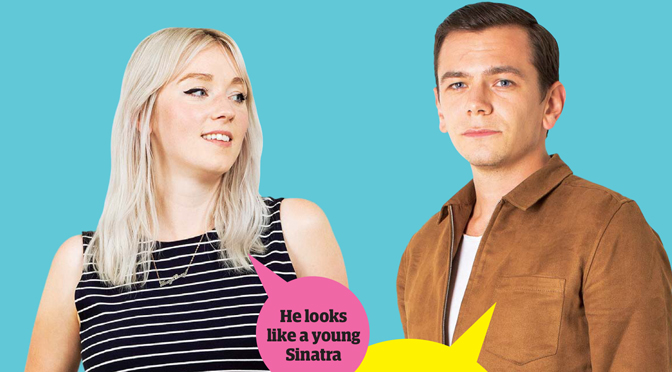Guardian Blind Date review: Lou and George