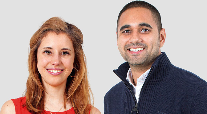 Guardian Blind Date review: Lucy and Vik