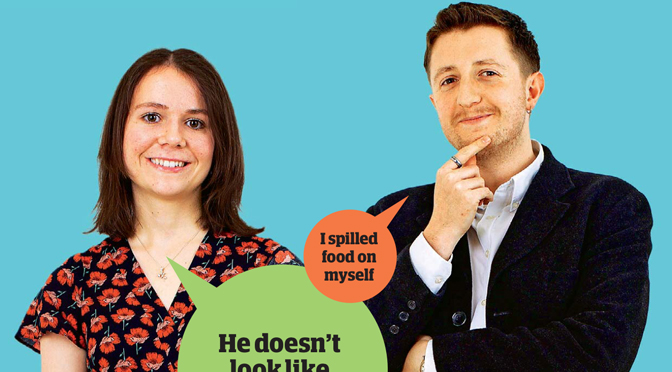 Guardian Blind Date review: Joe and Astrid