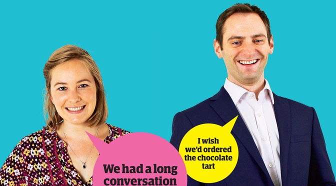 Guardian Blind Date Review: Jen and Jeremy