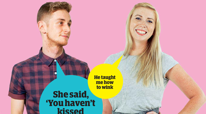 Guardian Blind Date review: Jonny and Kit