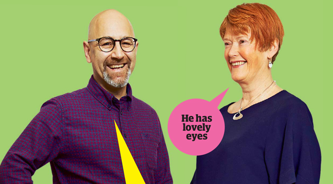 Guardian Blind Date review: David and Mary