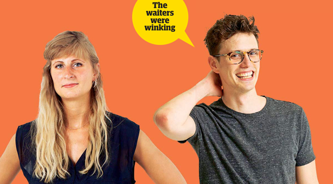 Guardian Blind Date review: Emma and Gervase