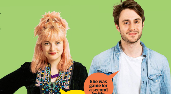 Guardian Blind Date review: Bex and Henry