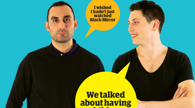 Guardian Blind Date Review: José and Tom