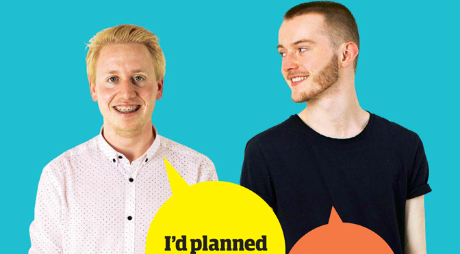 Guardian Blind Date review: Dan and Jack