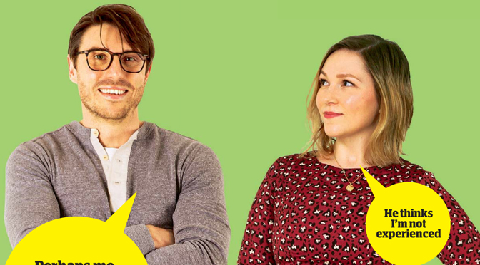 Guardian Blind Date review: Rory and Elizabeth