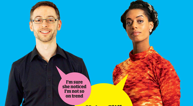 Guardian Blind Date review: Martin and Almaz