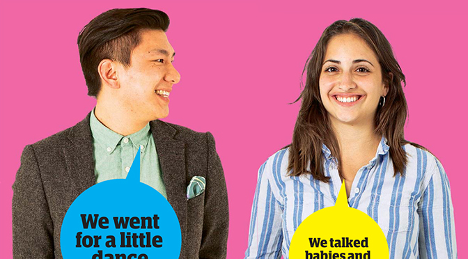 Guardian Blind Date review: Ben and Samantha