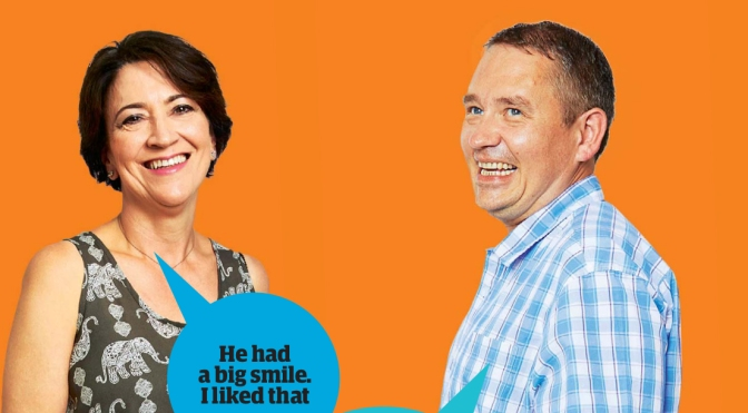 Guardian Blind Date review: Frankie and Bruce