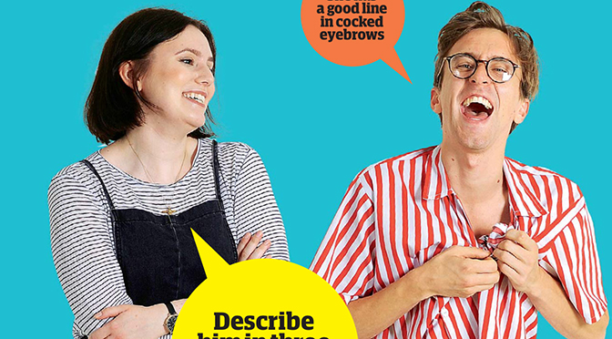 Guardian Blind Date review: Marion and Will