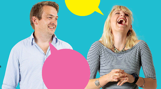 Guardian Blind Date review: Mary and Rob